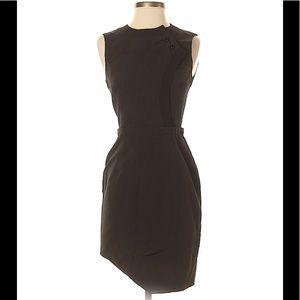 Proenza Schouler asymmetrical dress